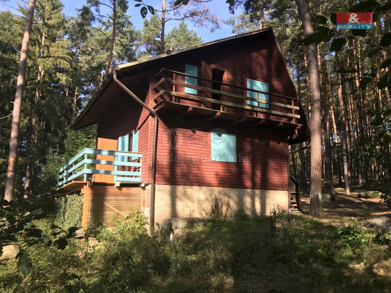 Prodej, chata, 74 m2, Stráž - Borek, Sycherák