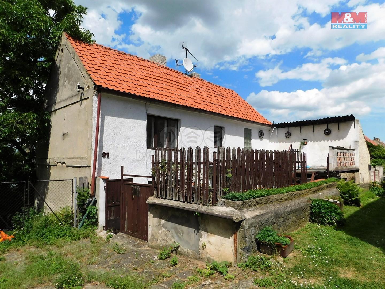 Prodej, rodinný dům 3+1, 152 m2, Peruc, ul. Křesinova