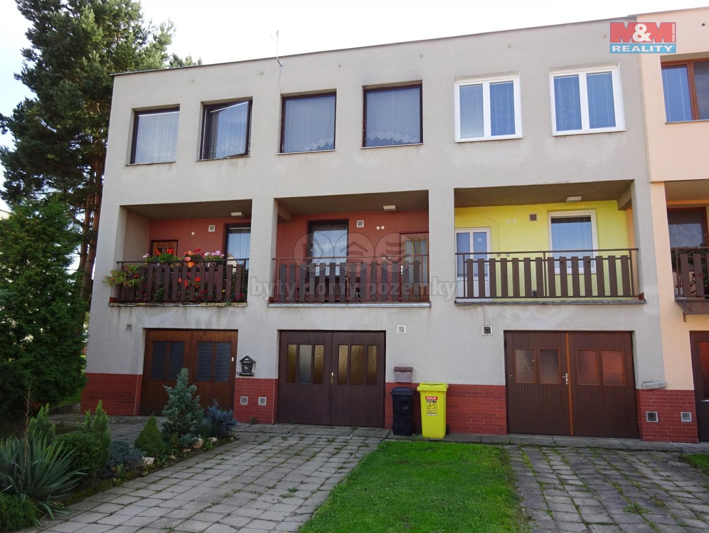Prodej, byt 4+1, Telč, ul. 28. října
