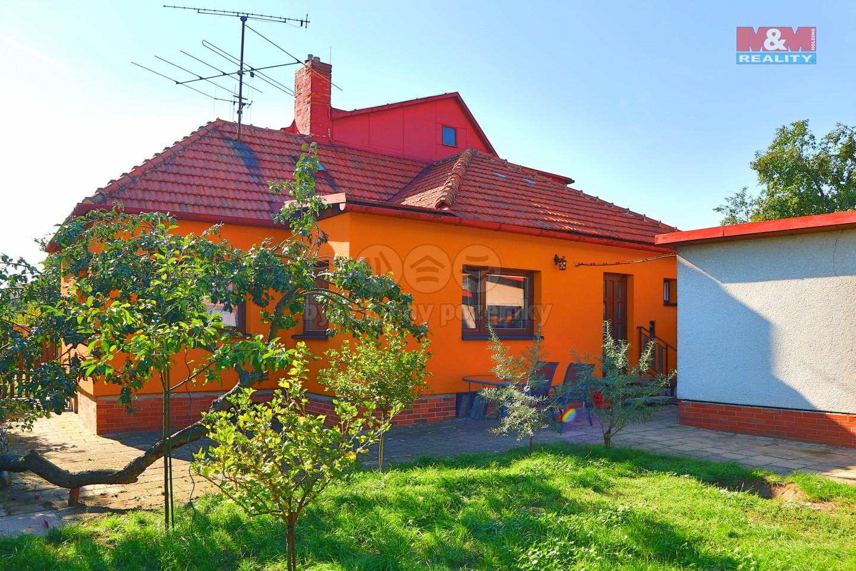 Prodej, rodinný dům, Třebíč, ul. Zámecká