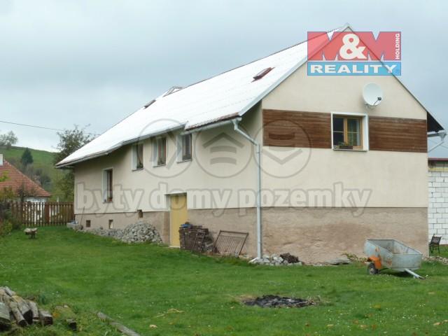 (Prodej, rodinný dům, 254 m2, Sušice, ul. Nádražní), foto 1/22