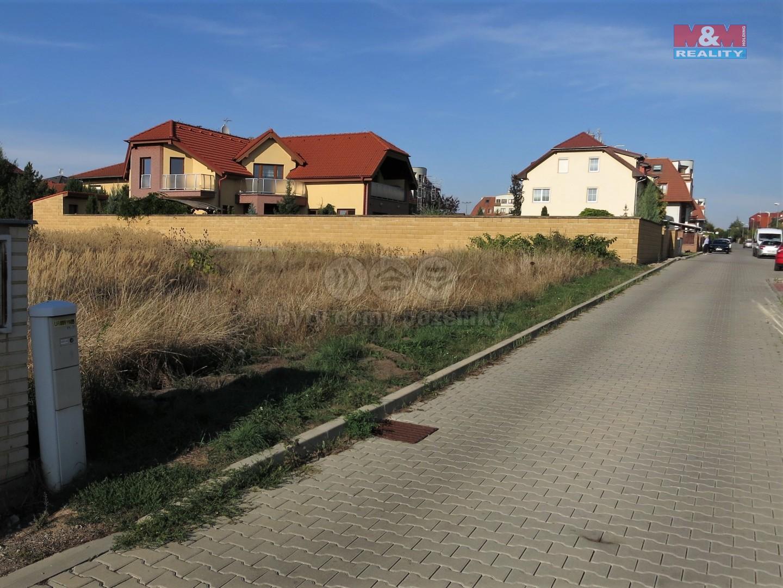 (Prodej, stavební parcela, 1135 m2, Rudná - Hořelice), foto 1/6