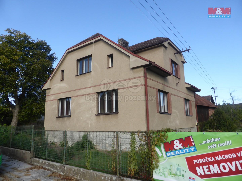 Prodej, rodinný dům, Bohuslavice u Dobrušky