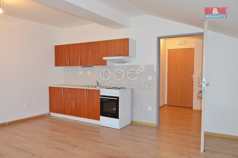 Pronájem, byt 1+kk, 31 m2, Bílý Potok