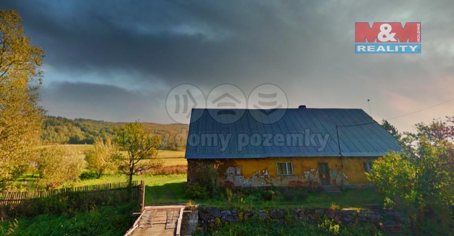 Prodej, rodinný dům, Vápenná