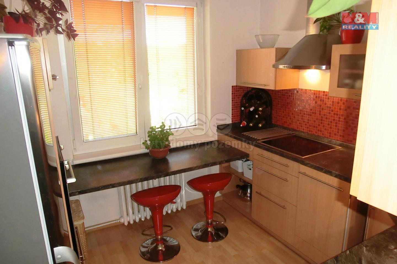 Prodej, byt 3+1, 71 m2, Ostrava, ul. Zborovská