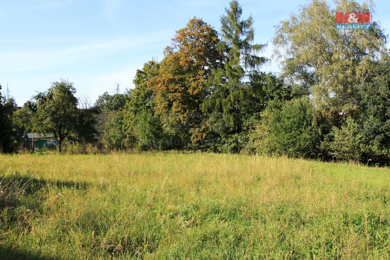 Prodej, stavební pozemek,1740 m2, Šenov u Ostravy