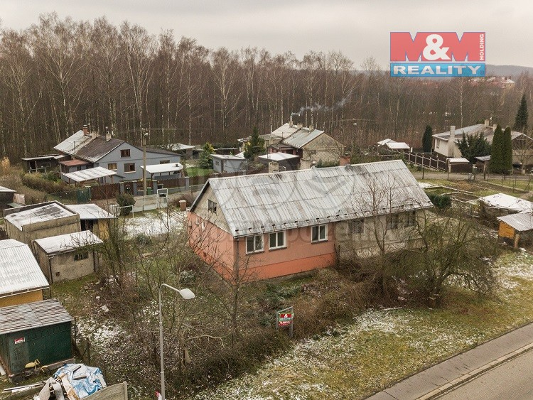 Prodej, rodinný dům, 631 m2, Ostrava, ul. Marešova