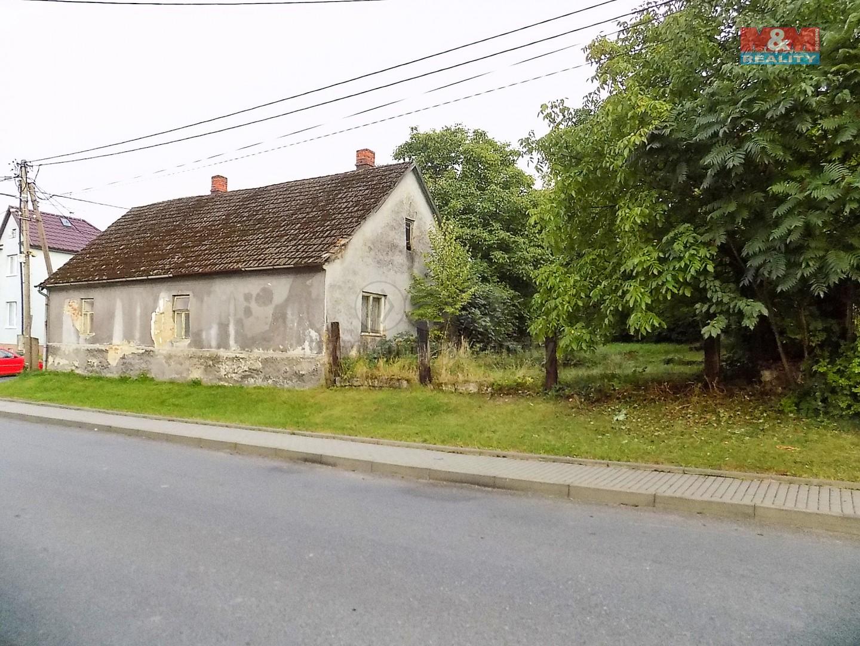 Prodej, rodinný dům, 1568 m2, Loučka
