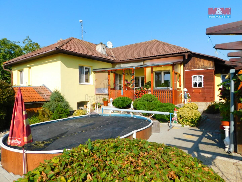 Prodej, rodinný dům, 250 m2, Tovéř