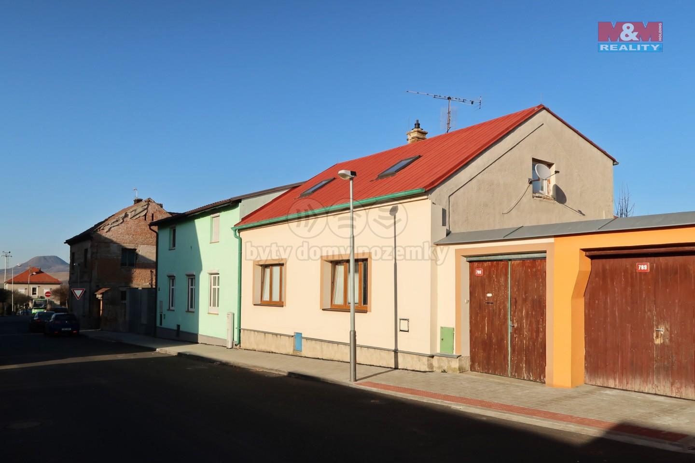 Prodej, rodinný dům 5+1, Louny, ul. Bezručova