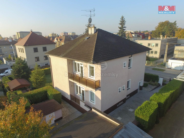 Prodej, rodinný dům 4+2, 838 m2, Prostějov