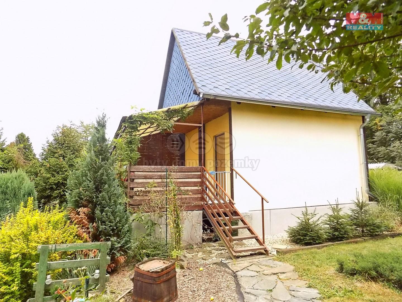 Prodej, chata, 1708 m2, Polom