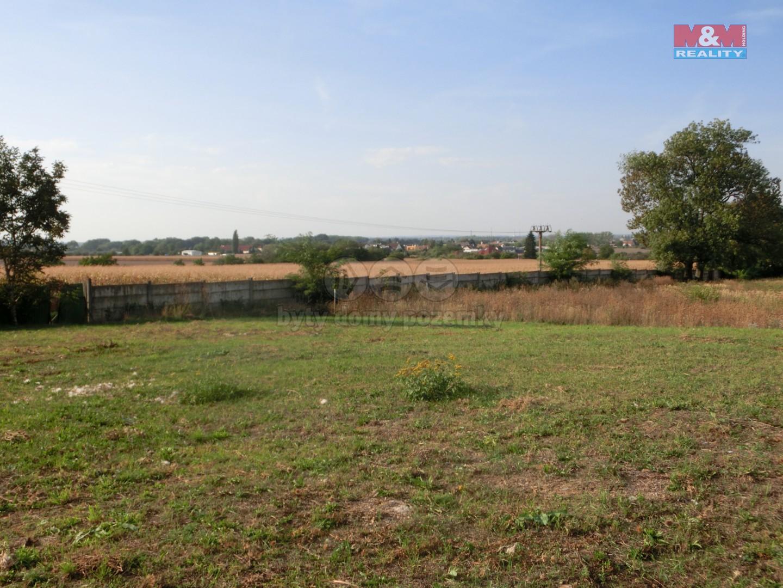 Prodej, stavební pozemek, 1254 m2, Mikulovice