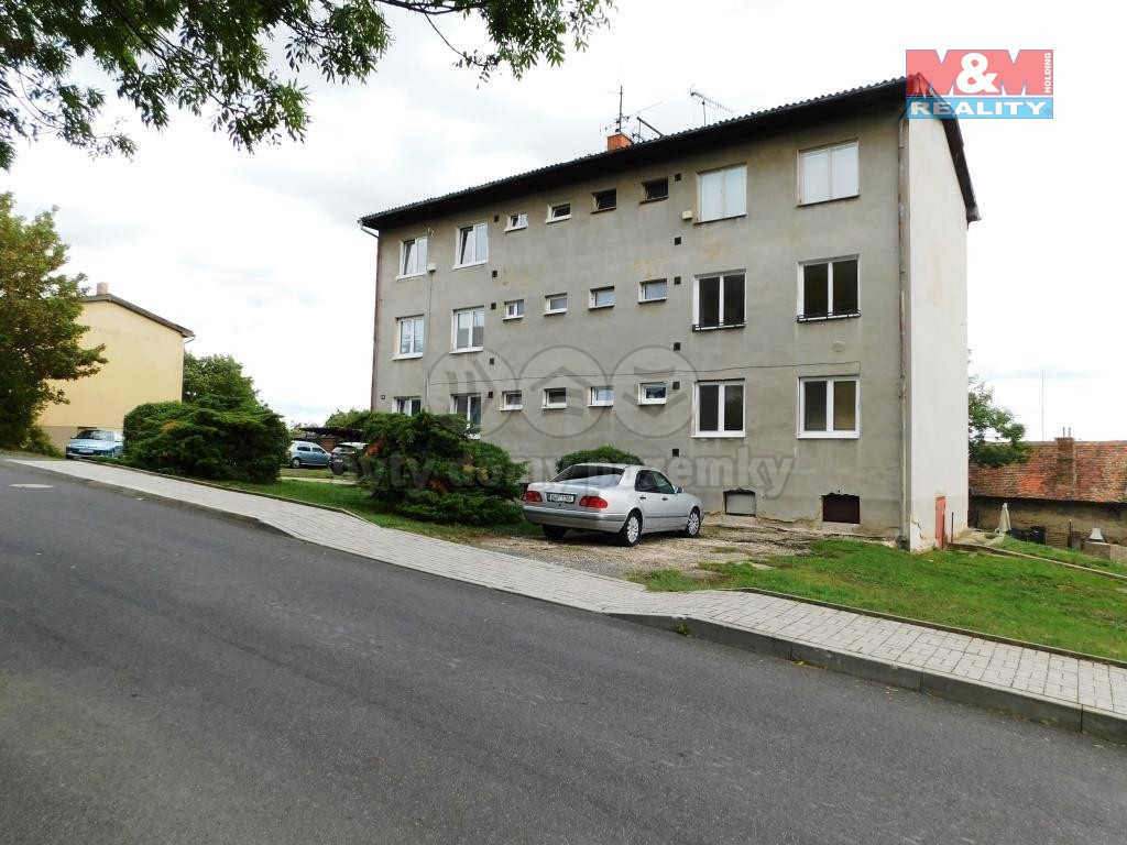 Prodej byt 3+1, 78 m2, Chožov