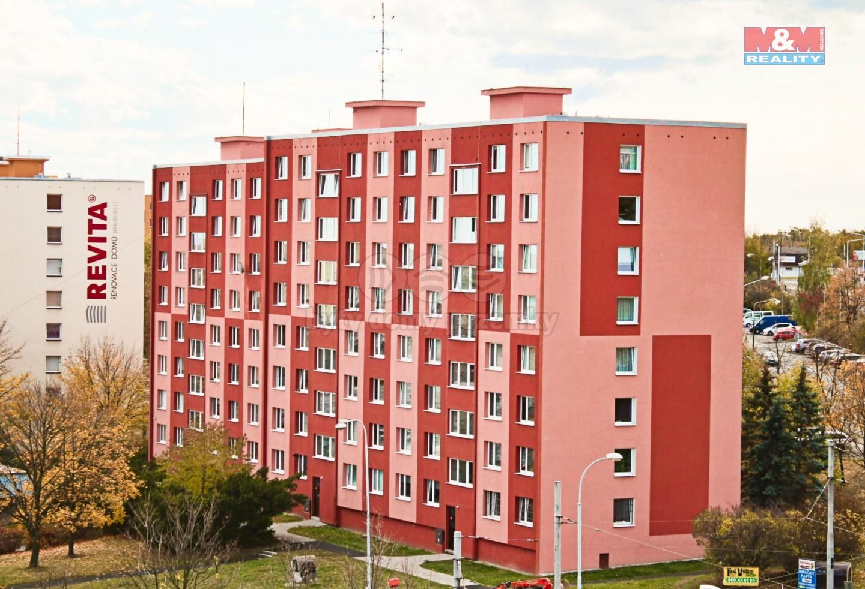 Prodej, byt 3+1, 80 m2, DV, Chomutov, ul. Písečná
