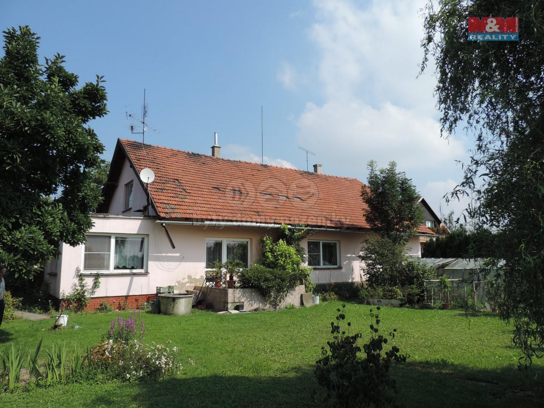 Prodej, rodinný dům 4+2, Kopřivnice - Lubina