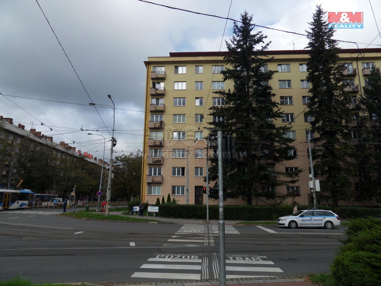 Pronájem, byt 1+kk, Ostrava - Poruba, ul. Sokolovská