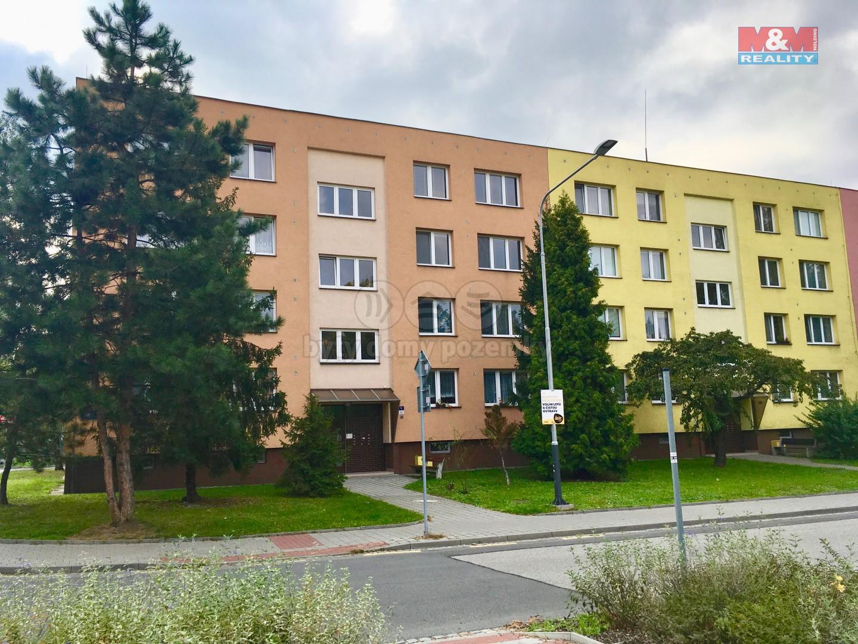 Prodej, byt 1+1, 35 m2, Moravská Ostrava, ul. Gen. Píky