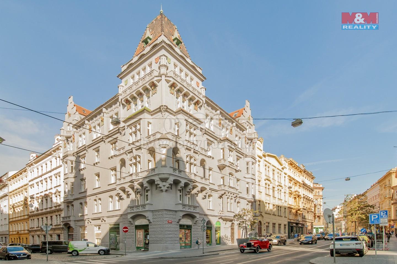 (Prodej, byt 4+1, 103 m2, Praha 1, ul. Myslíkova), foto 1/23