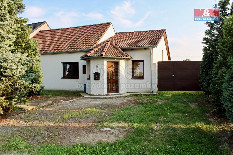 Prodej, rodinný dům, 689 m², Hrabětice, ul. Hlavní
