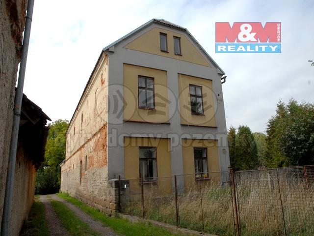 Prodej, rodinný dům, Markvartice, Rakov