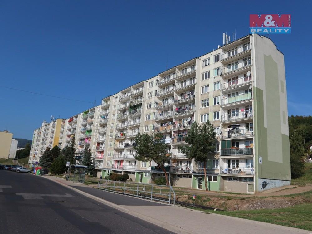 Prodej, byt 4+1, 73 m2, DV, Litvínov, ul. Hamerská