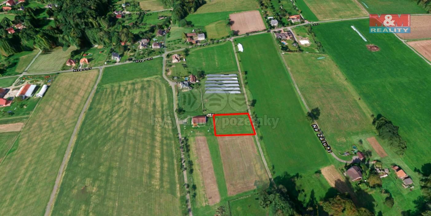 Prodej, pozemek, 1551 m2, Těrlicko, okr. Karviná