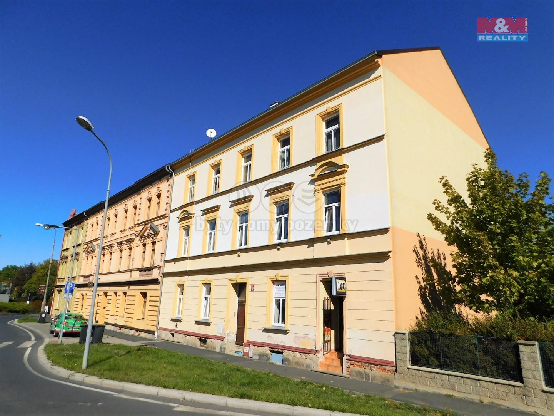 Prodej, byt 2+1, 56 m2, OV, Cheb, ul. 26. dubna