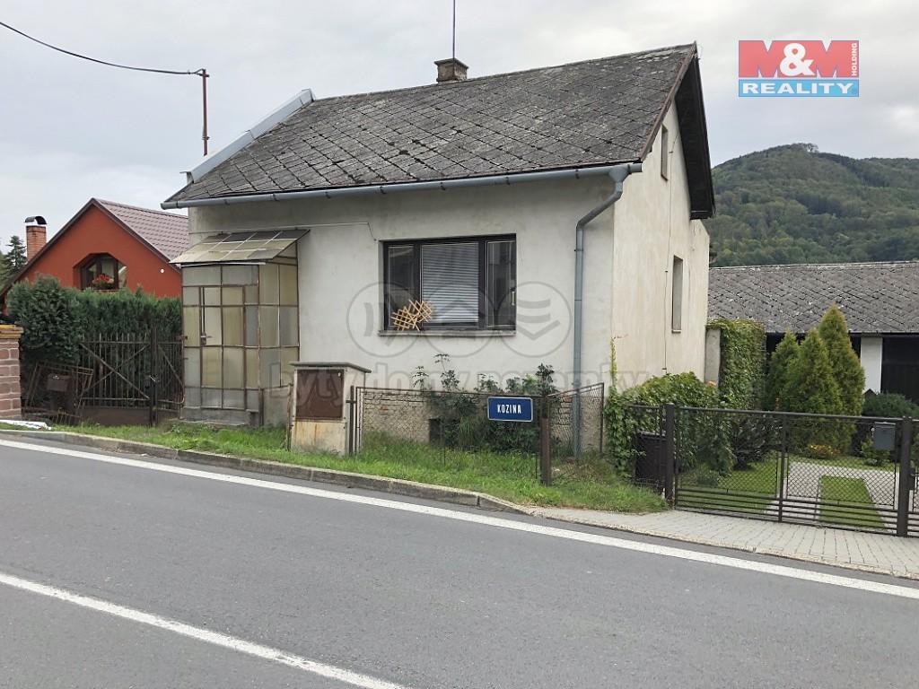 Prodej, rodinný dům, 100 m2, Štramberk