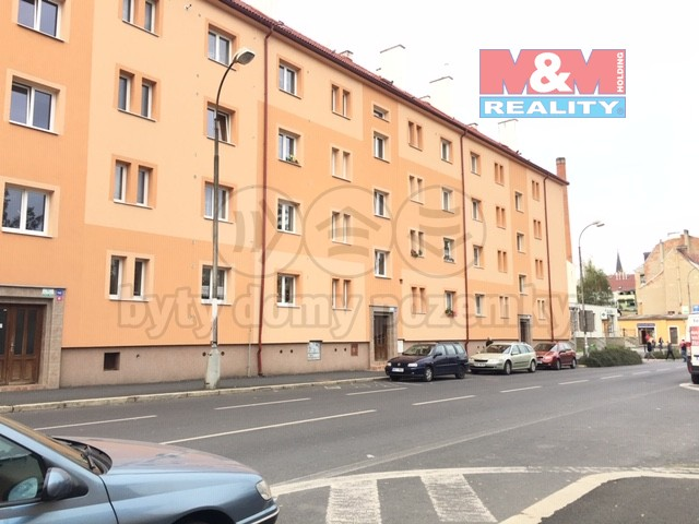 Prodej, byt 2+1, 59 m2, Cheb, ul. Valdštejnova