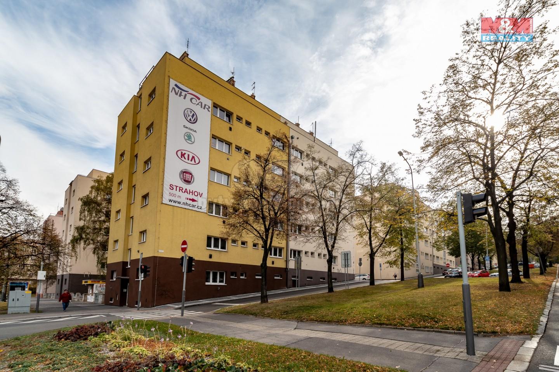 Prodej, byt 2+kk, 40 m2, Praha 6, Břevnov