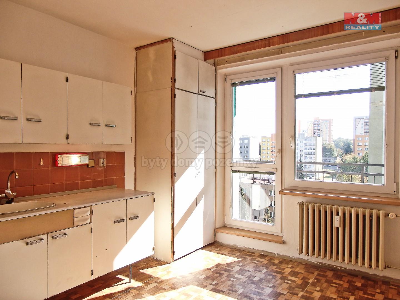 Prodej, byt 3+1, 69 m2, Ostrava, ul. Lumírova