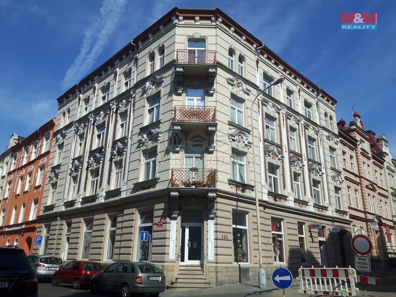 Pronájem, byt 2+kk, 65 m2, Děčín IV, ul. Bezručova