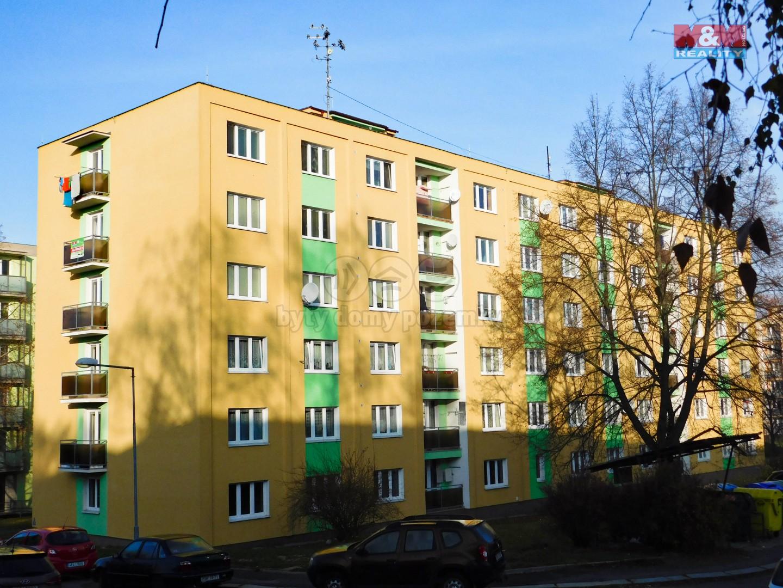Prodej, byt 3+1+B, Plzeň, ul. Rokycanská