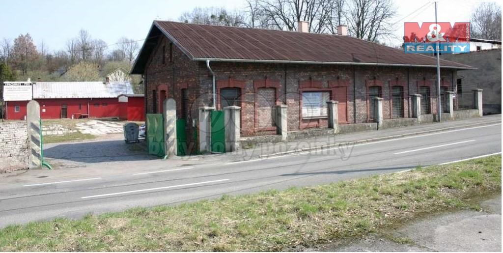 Prodej, komeřční objekt, 4889 m2, Orlová - Město
