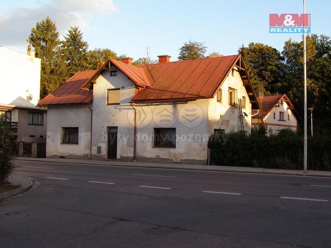 Prodej, nájemní dům, Trutnov - Poříčí