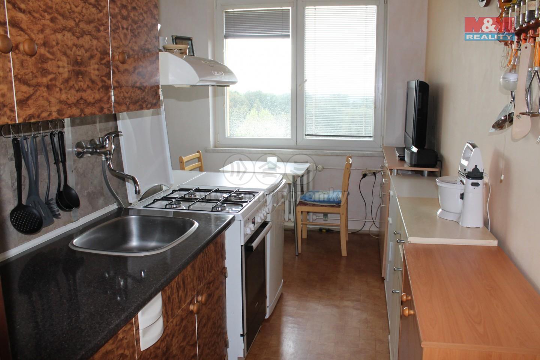 Prodej, byt 1+1, Ostrava - Výškovice, ul. Lumírova