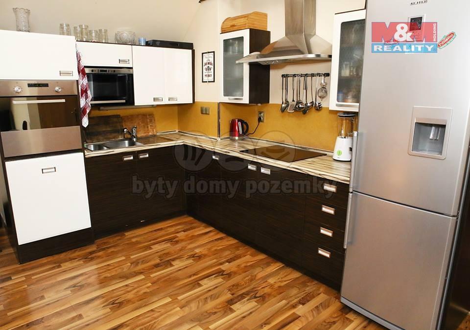 Prodej, byt 3+kk, 120 m², Ostrava, ul. Na Fifejdách