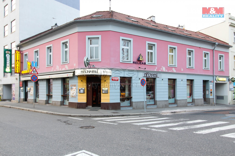 (3 restaurace s hudebním klubem, 360 m2, Praha 8 - Libeň), foto 1/11
