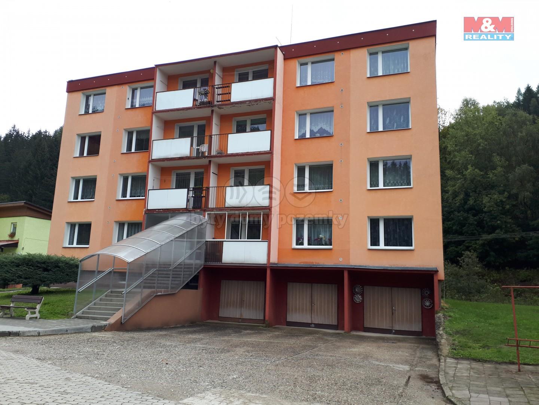Prodej, byt 3+1, 76 m2, Jindřichov