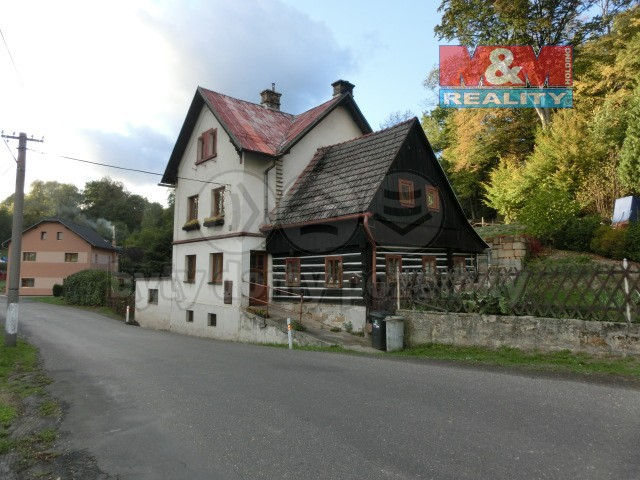 Prodej, chalupa 6+1, Huntířov - Stará Oleška