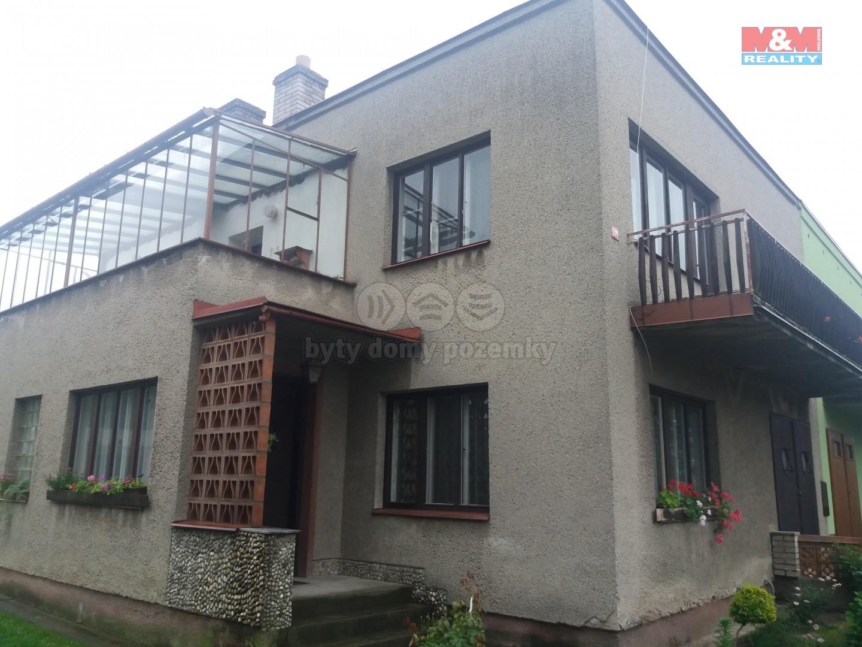 Prodej, rodinný dům 4+2, Bystřice pod Hostýnem