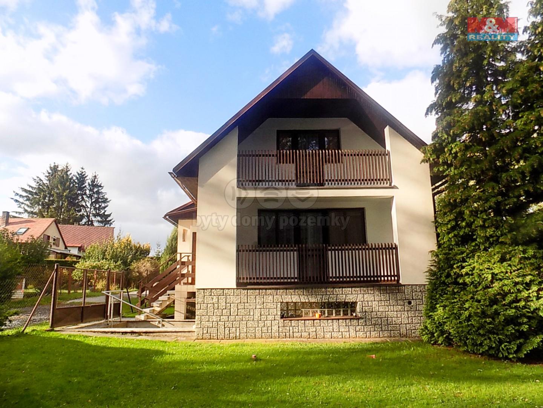 Prodej, chata, 377 m2, Petrovice u Štoků