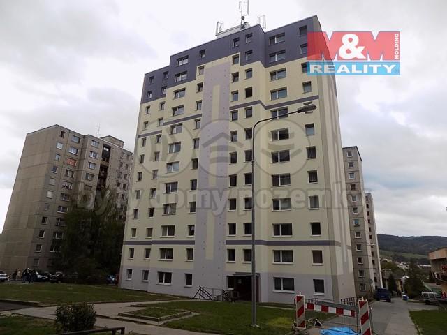Prodej, Byt 1+1, Děčín, ul. Čsl. partyzánů