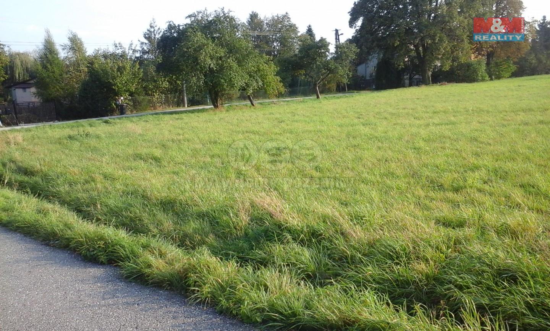 Prodej, pozemek, 874 m2, Rychvald