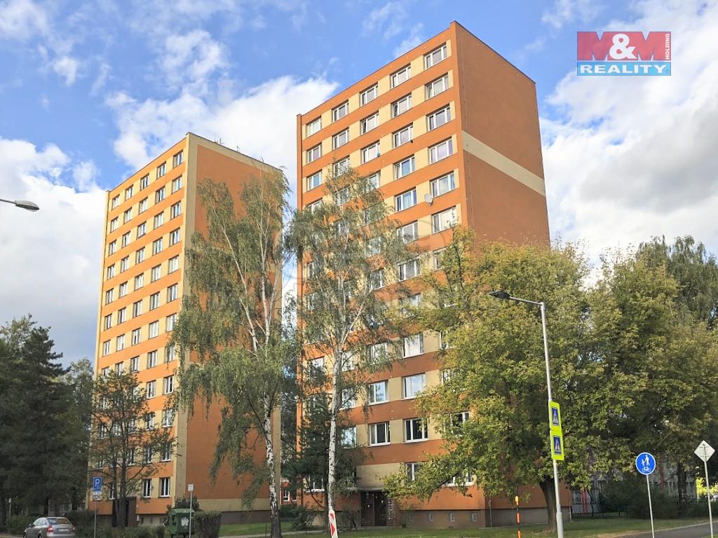 Prodej, byt 2+1, Ostrava - Hrabůvka, ul. Dvouletky