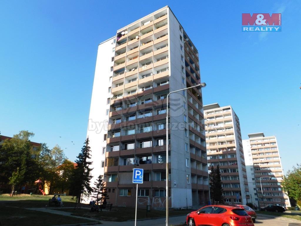 Prodej byt 1+kk, OV, 22 m2, Most, ul. M.G. Dobnera