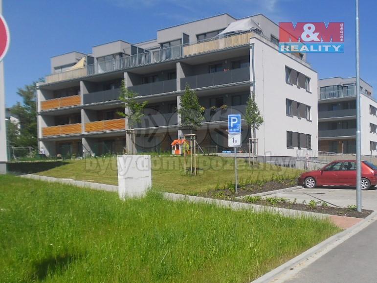 Pronájem, byt 2+kk, 70 m2, Plzeň - Újezd