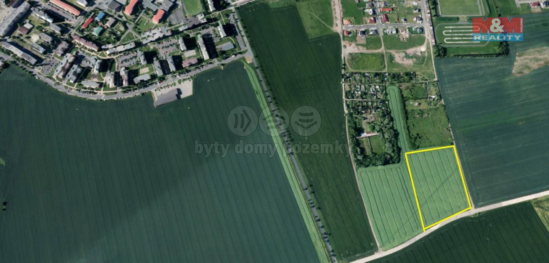 Prodej, orná půda, 16420 m2, Žatec